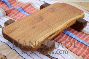 Rustic Serving Cutting Board