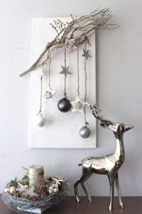 Rustic wall decoration