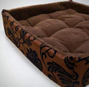 """Small dog beds """"Brown"""""""