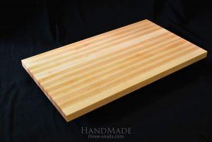 Solid Maple Grain Cutting Board