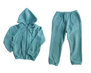 """Sport clothes for girls """"Turquoise mood"""""""