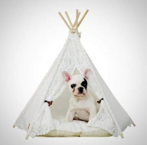 """Teepee tent for pets """"Star sky"""""""