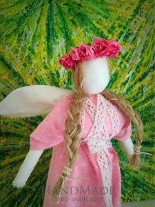 "Traditional motanka doll ""Guardian angel"""