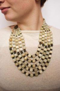 "Traditional Ukrainian necklace ""Beauty"""