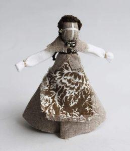"Ukrainian folk doll ""Housewife"""