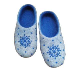 Winter mens house slippers