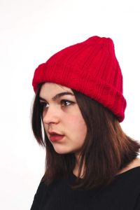 """Womens hats """"Red hat"""""""