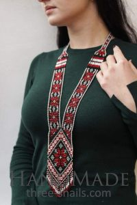 """Womens necklace """"Contrast"""""""
