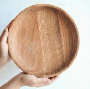 "Wood plates ""Style"""