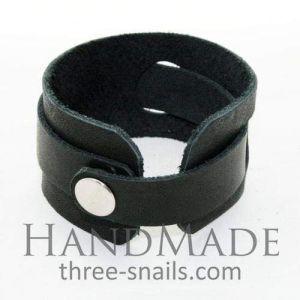 "Wrist band bracelet ""Black hawk"""