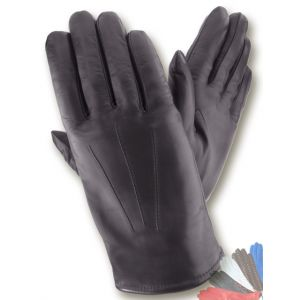 Mens leather winter gloves