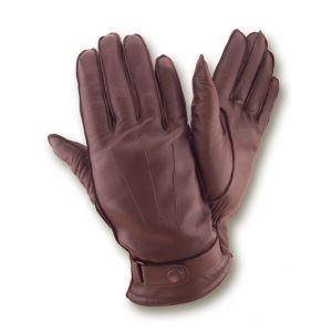 Mens brown gloves