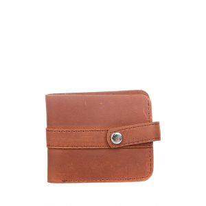 Brown pocket wallet