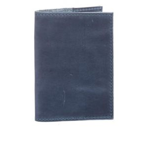 Navy blue passport holder