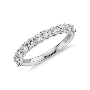 Diamond wedding ring for women 1 carat
