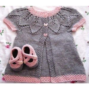 Newborn sweater set Sweetness