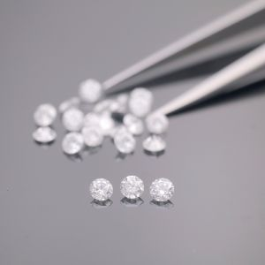4 mm pave natural diamonds G-VS