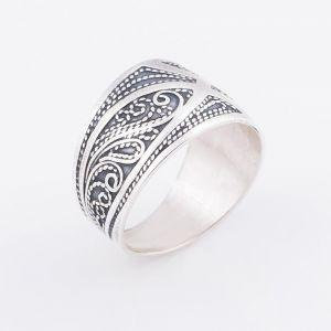 Bohemian gipsy ring