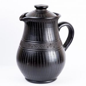 Black pitcher
