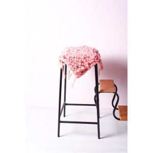 Chair pad pink