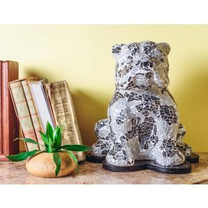 Bulldog Table Lamp