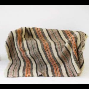 """Woolen blanket """"Energy"""""""