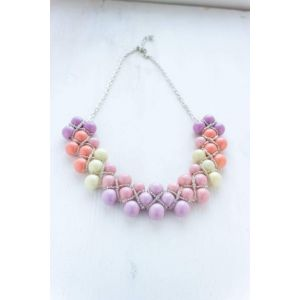 "A necklace of beads ""Candies"""