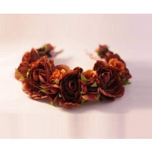 "Accessories for hair. Headband ""Indie summer"""