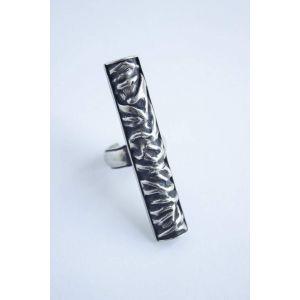 """Artisan rings""""Texture"""""""