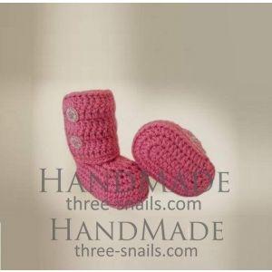 """Baby booties Handmade """"Woolen Wonder"""""""