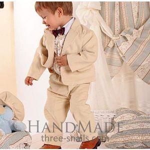 "Baby boy outfits ""Creamy dessert"""