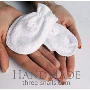 "Baby gloves ""Miracle"""