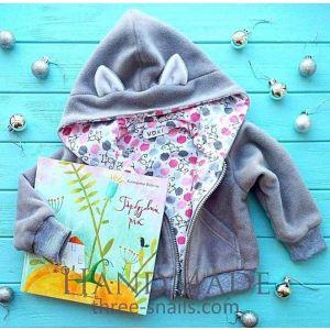 "Baby hoodie ""Kitty"""