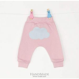 "Baby pants ""Cloud"""