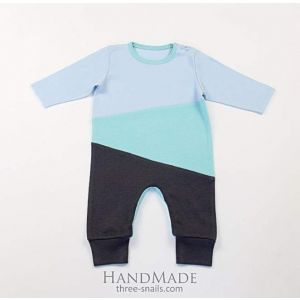 "Baby rompers ""Geometric patterns"""