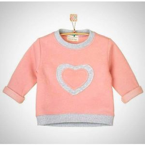 "Baby sweatshirt ""Heart"""