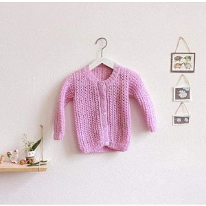 "Baby sweatshirt ""Pink dream"""