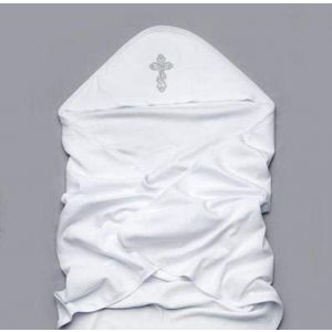 "Baptism blanket ""Care"""