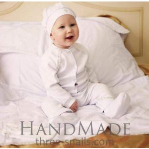 "Baptism outfits for boys ""Important day"""
