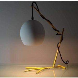 "Bedroom night lamp ""Tsipa"""