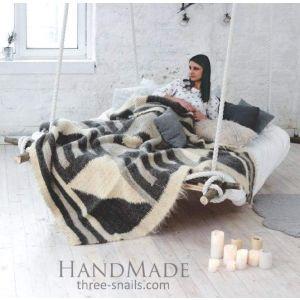 "Best blanket ""Eco geometry"""