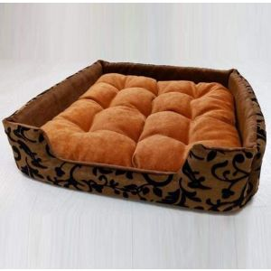"Best cat beds ""Burnt orange"""