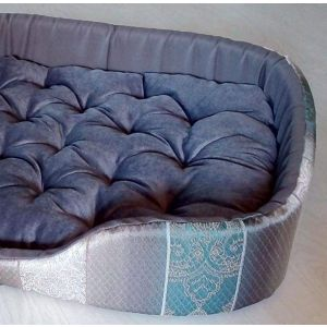 "Best dog beds ""Blue"""
