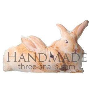 "Best pillow ""Rabbits"""