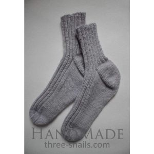 "Best wool socks ""Grandmother's care"""