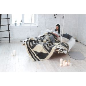 "Best blanket ""Eco geometry"""