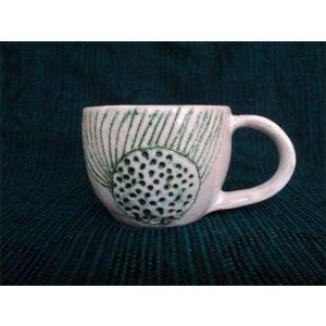 """Big tea cup """"Dots"""""""