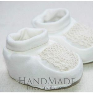 """Booties for babies """"Inspiration"""""""