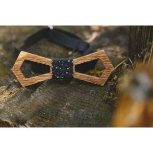 Bow-tie «Public Light» (wood)