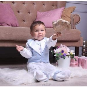 """Boys birthday outfit """"Little Prince"""""""